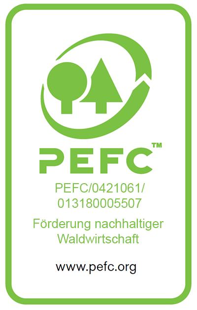 PEFC-Siegel